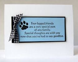 dog condolences 8 best sympathy card for loss of pet images on pet