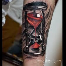 sand clock tattoo designs hourglass skull tattoo tatuagem ampulheta caveira crânio tattoo