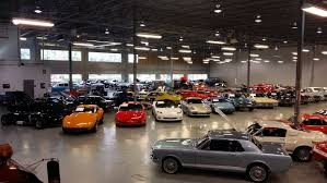 rare muscle cars orlando showroom gateway classic cars