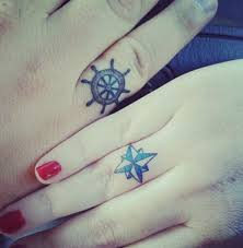 wedding ring tattoos for beautiful mens wedding ring tattoos and