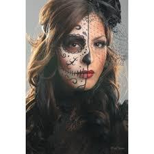 Dia De Los Muertos Costumes Awesome Halloween Makeup Polyvore