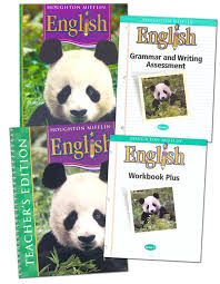 houghton mifflin english grade 1 homeschool kit 054707 details