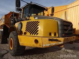 volvo truck price in usa used volvo a35e articulated dump truck adt year 2010 price