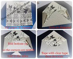 art and inspirations how to make an envelope and bird atc and tag
