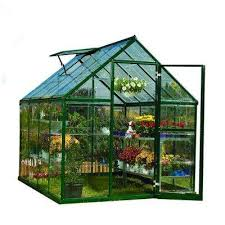 greenhouses u0026 greenhouse kits garden center the home depot