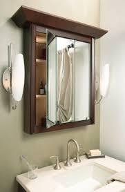 tri fold mirror bathroom cabinet 63 best elegant bath collection images on pinterest cherry prunus