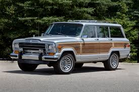 classic jeep wagoneer for sale more details about range rover rivalling jeep grand wagoneer will