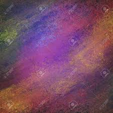 Purple Paint by Abstract Dark Background With Messy Grunge Textured Paint In