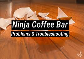 ninja coffee bar clean light keeps coming on 8 common ninja coffee bar problems troubleshooting guide