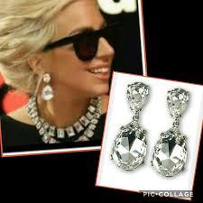 gaga earrings 154 best s wearing steve sasco jewelry images on