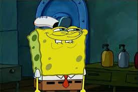 Spongebob Meme Pictures - image smug spongebob meme jpg degrassi wiki fandom powered