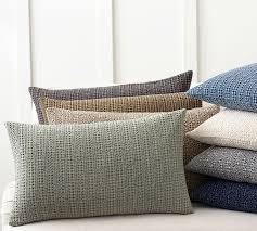 Pottery Barn Lumbar Pillow Covers 5 Ways To Use Pillows For A Seasonal Pop Of Color
