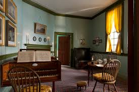 the little parlor george washington u0027s mount vernon