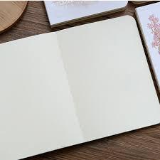 cute sketchbook watercolor sketch book for drawing schoool