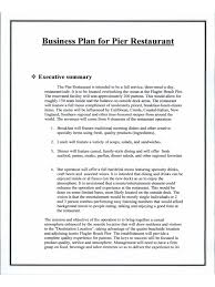 restaurant business plan 6 free templates in pdf word excel