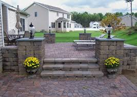 Stamped Concrete Backyard Ideas Stamped Concrete Patio Ideas Designs For Stamped Concrete Patio
