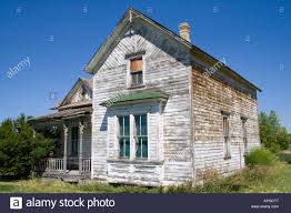 Idaho House by Old Americana Wooden House With A Large Grass Lawn Paris Idaho Usa