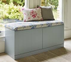 Storage Seat Bench Ottomans Bench Storage Seats The Dormy House