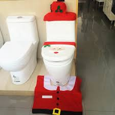 Retail Wholesale Christmas Decorations by Wholesale Christmas Decorations Happy Santa Toilet Seat Cover