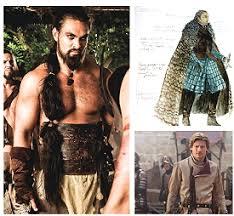 of thrones costumes emmys of thrones costume designer michele clapton kept