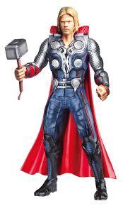 marvel avengers mighty battlers hammer slinging thor 37490 when