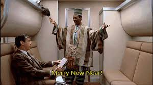 in honor of trading places merry new year room sports