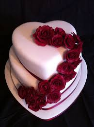 434 Best Cake Hearts Images On Pinterest Heart Cakes