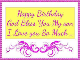 happy birthday cards for son birthday wishes greeting cards