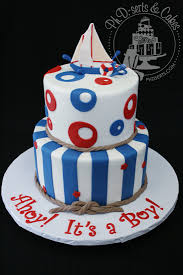 ahoy it u0027s a boy baby shower cake ph d serts u0026 cakes