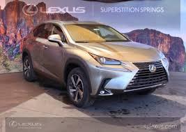 lexus atomic silver nx new 2018 lexus nx 300 for sale in mesa az l4979 mesa new 01j7
