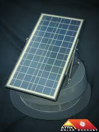 solar attic fans everything solar