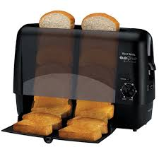 Magimix Toaster Magimix See Through Glass Toaster Prevents Charring