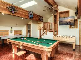 4br clubhouse cabin with game room and vrbo
