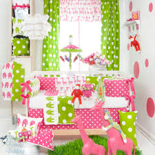 Pink Elephant Nursery Decor by Baby Girl Bedding Sets Purple Girls Crib Bedding Sweet Babies R