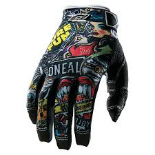 oneal motocross jersey gloves o u0027neal usa