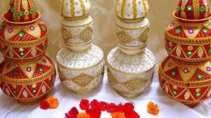 wedding kalash decoration tips at banquet halls in kolkata youtube