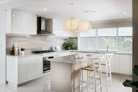 display home interiors jindalee display home perth style kitchen perth by