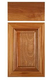 Cabinet Door Company Mitered Cabinet Door In Mahogany With Stain Mw4 Mitered