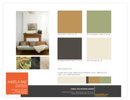 fall colour palette inspiration from angela rae interior design