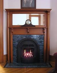 Electric Fireplace Insert Installation windsor gas fireplace with cheladon marble mantel project