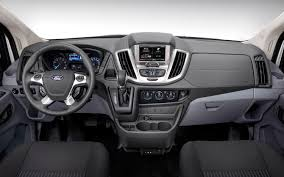 Ford Edge Interior Pictures In Pictures 50 Years Of The Ford Transit Truck Trend