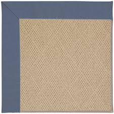 Sisal Outdoor Rugs Indoor Outdoor Diamond Weave Sisal Look Rug Navy Blue Solid