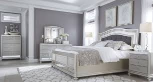 Grey Gloss Bedroom Furniture Coralayne Silver Bedroom Set U2026 Pinteres U2026