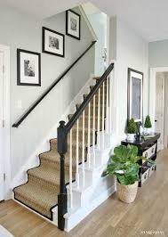 the 25 best wood railings for stairs ideas on pinterest