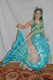Mermaid Halloween Costume Toddler Mermaid Tail Tutorial Includes Downloadable Pattern