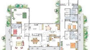 house plans courtyard darts design com fabulous u shaped house with courtyard modern u