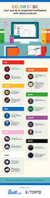 Best Color Codes by Color Coding Your Workspace Infographic Best Infographics