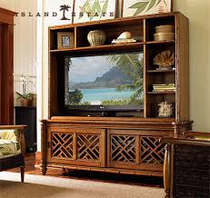 Tommy Bahama Dining Room Furniture Bahama Home Island Estate Nevis Media Console U0026 Hutch
