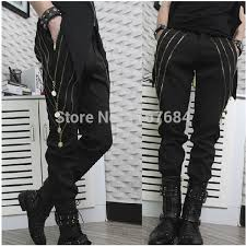 new fashion casual hole patch jeans male beggar pants men singer