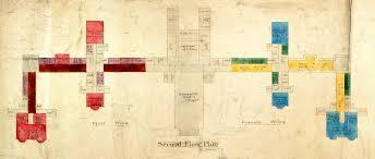 seacliff lunatic asylum floor plans second floor archives new